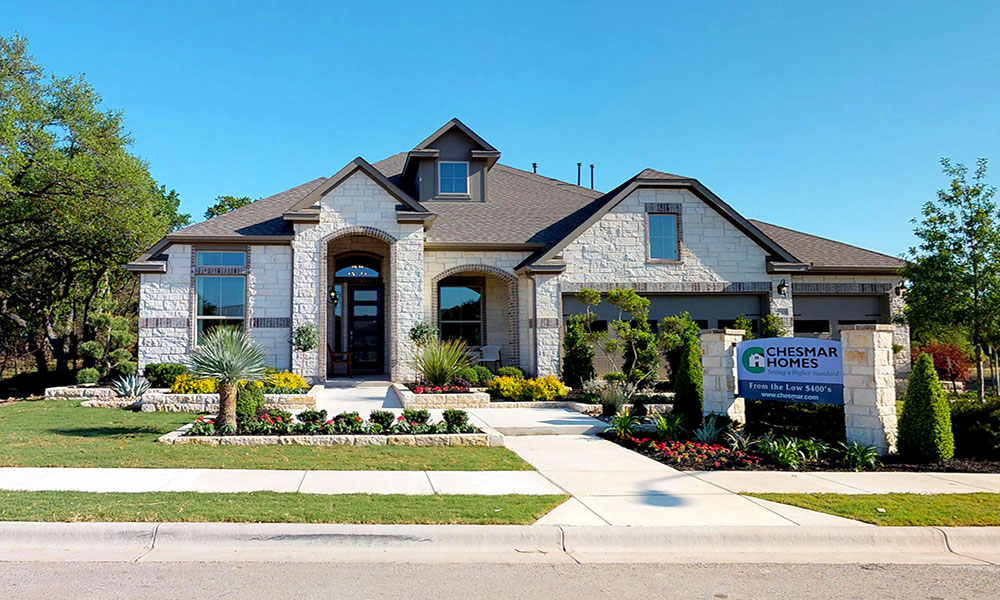 Builders | Highlands at Mayfield Ranch | New Homes from the