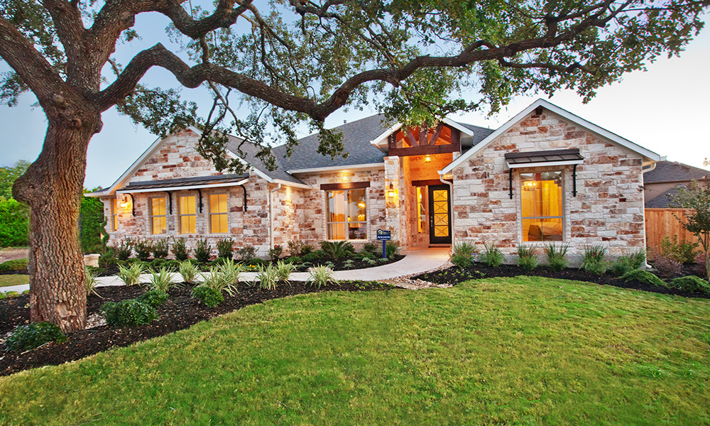 Sitterle Homes at Highlands at Mayfield Ranch